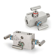 3 Way Manifolds