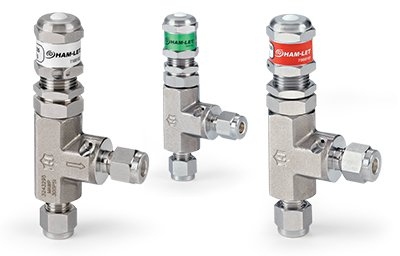 Relief valves, High Pressure Relief Valves