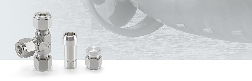 Alloy 400/R405 Let-Lok® Connectors