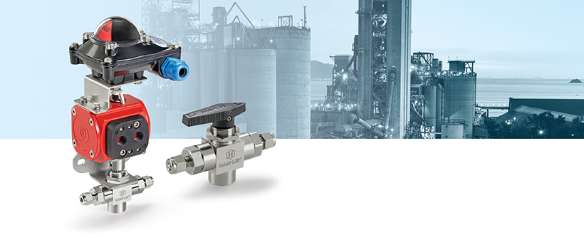 High Pressure Trunnion Ball Valves TBV Series